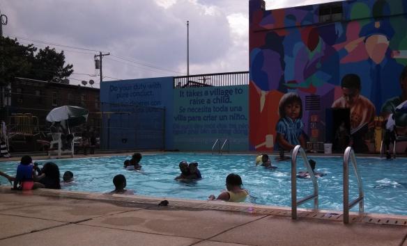 Swimming Philadelphia Public Pools In The City Of