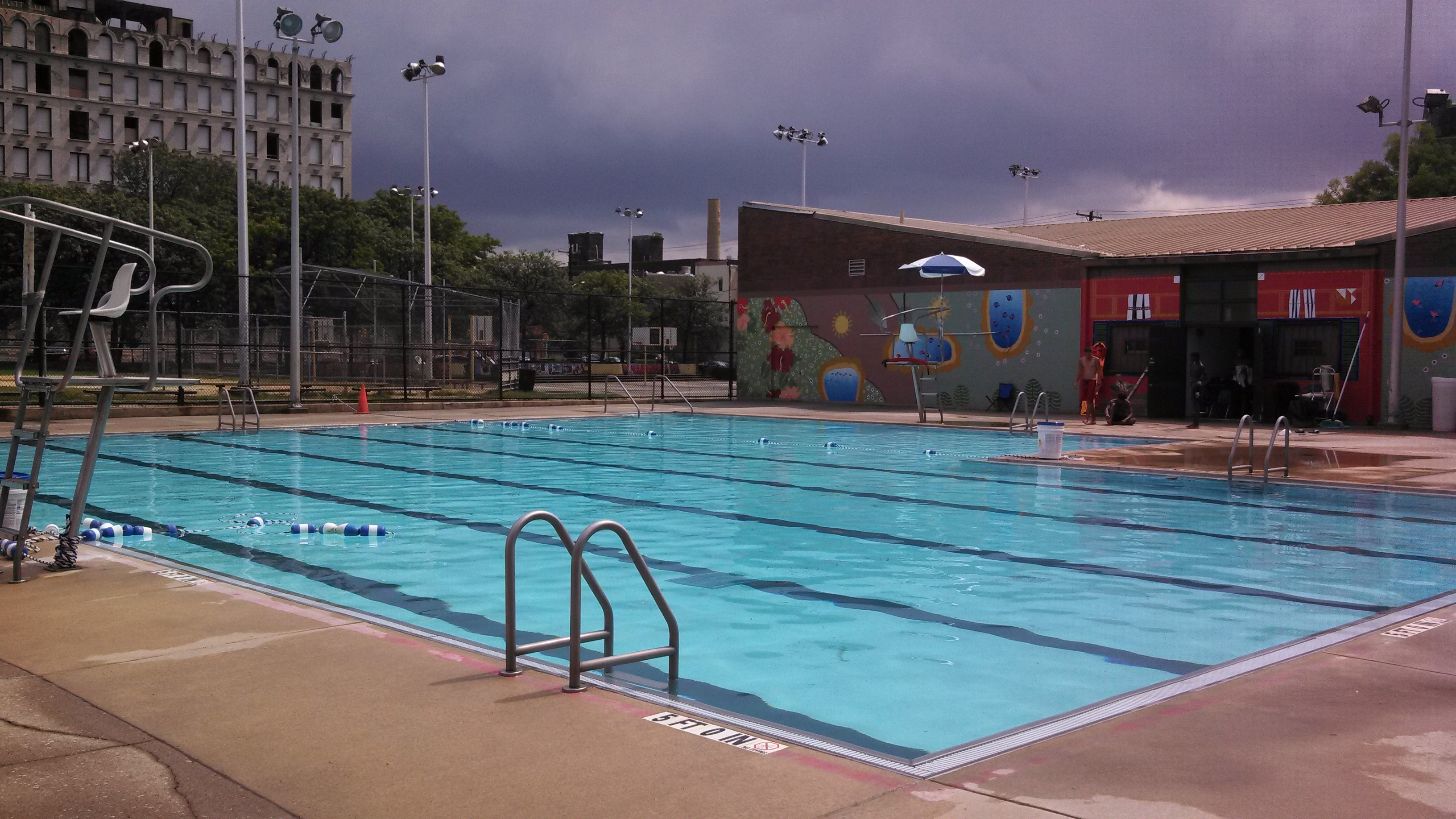 Class race segregation and why you should swim in a public pool this summer swimming for Community swimming pools near me
