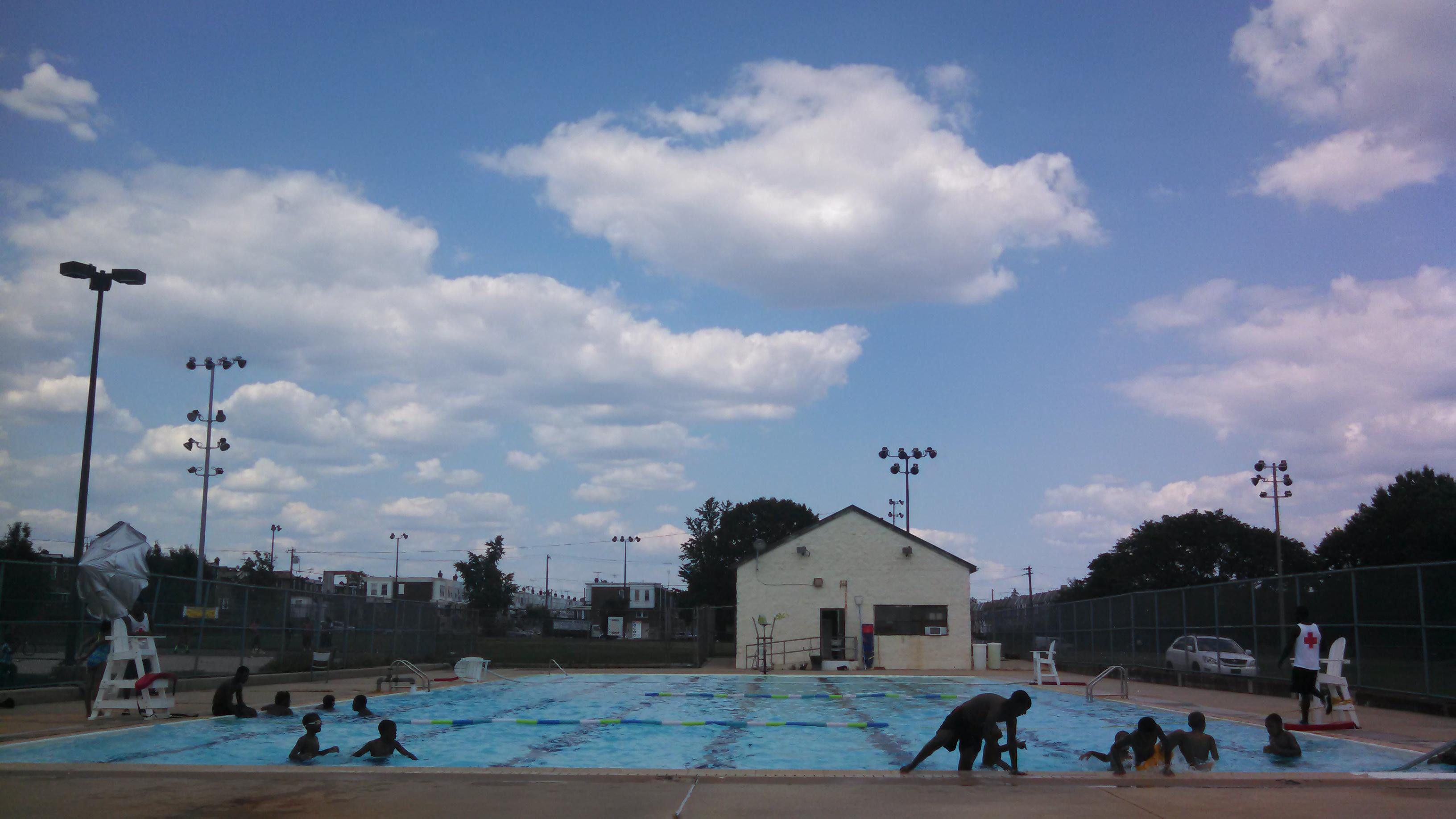 J Finnegan 69th And Grovers Swimming Philadelphia
