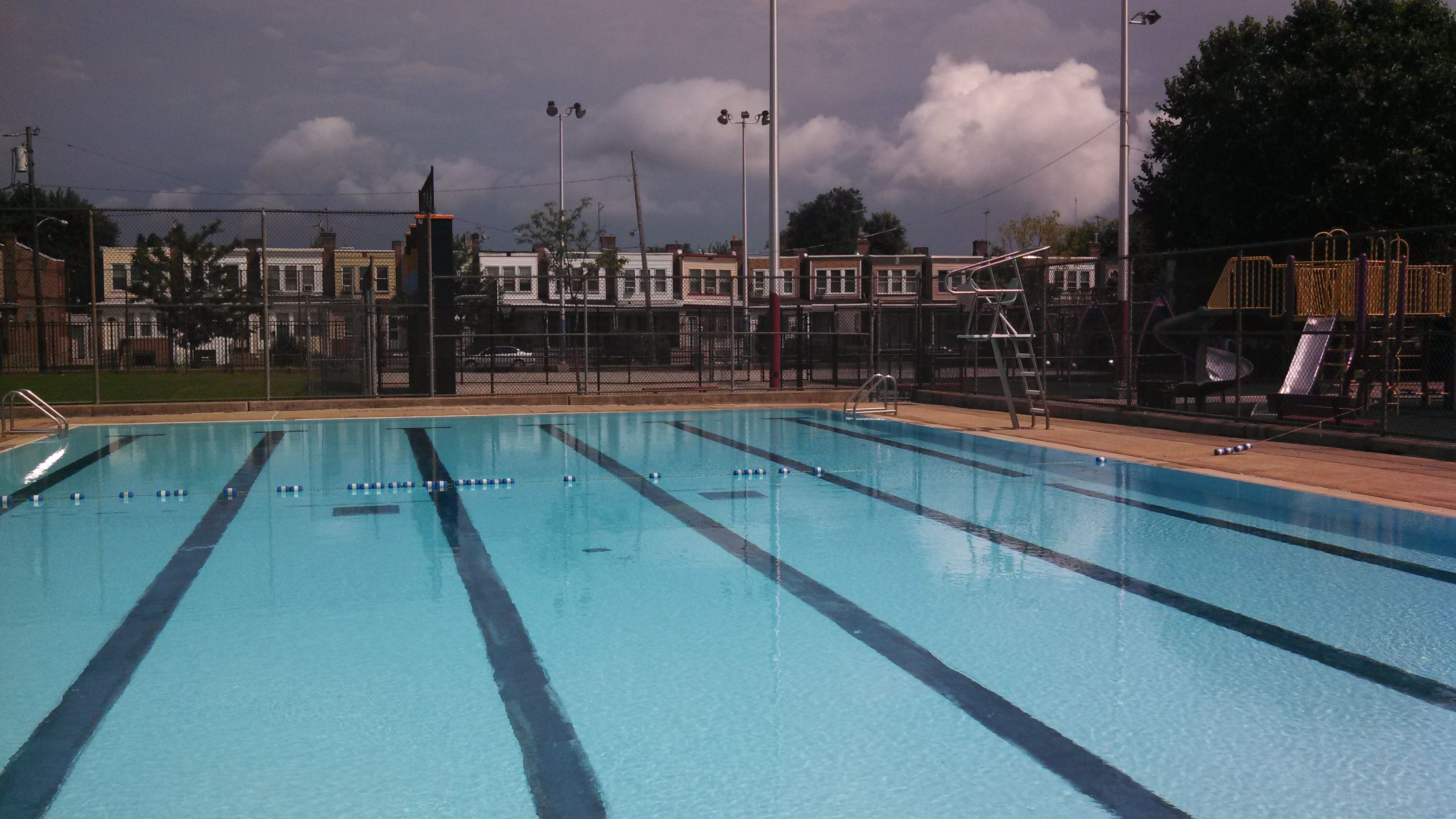 Feltonville (off Wyoming Between A And B, A Few Blocks South Of The  Boulevard): Iu0027m Excited This Pool Will Be Open, As I Havenu0027t Swum Here  Since 2013 And Am ...